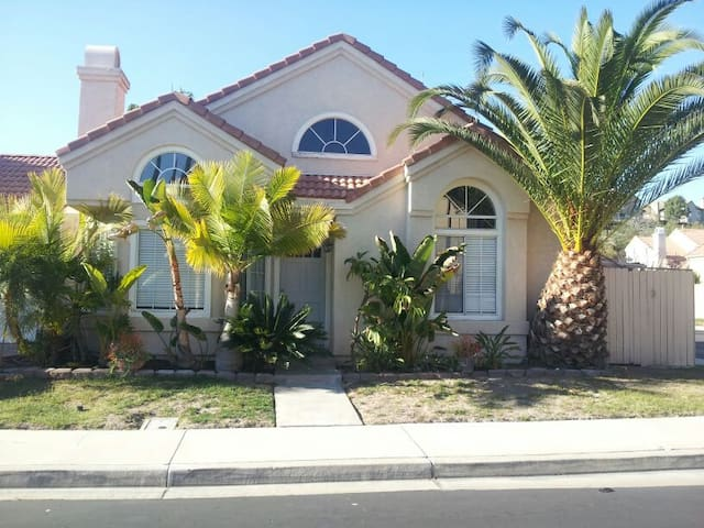 Beautiful home 2 bed 2 bath with loft - Aliso Viejo - Hus