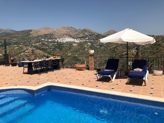 Villa Archez uw B&B in Andalusië (kamer 4)