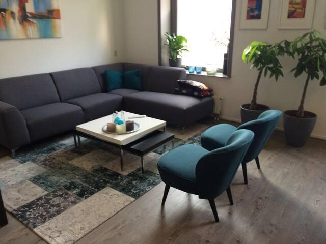 Appartement in het centrum van Hilversum - Hilversum - Flat