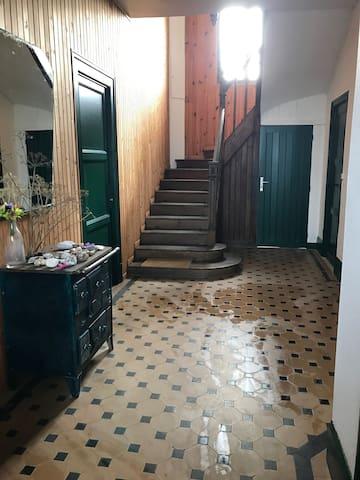 Halle d'entrée