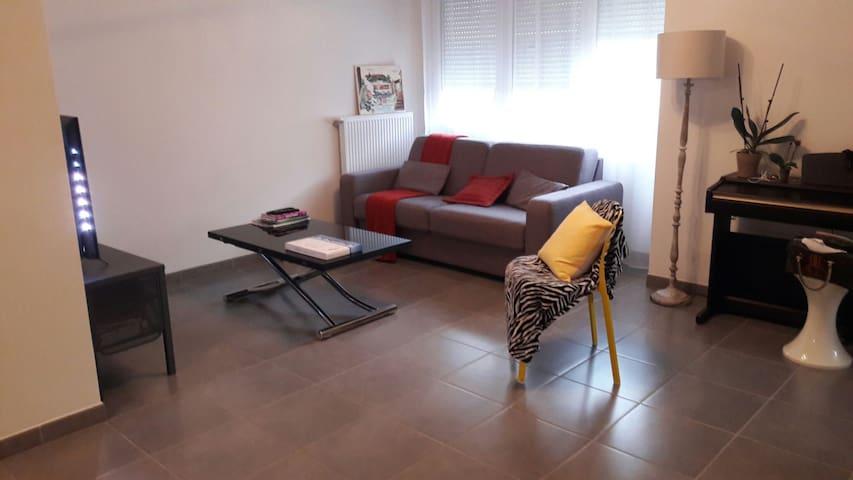 Dans appartement F2 proche Paris - Athis-Mons