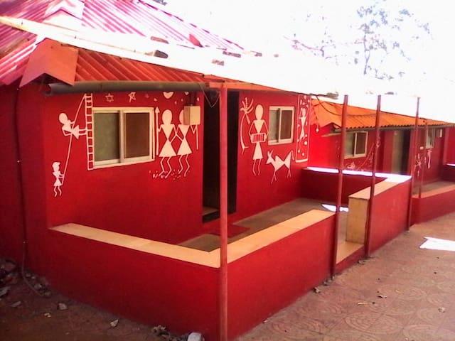 Mud House stay at Kolad