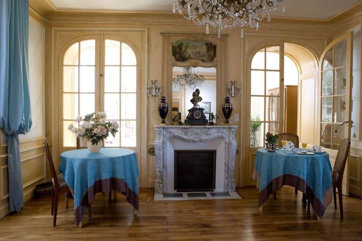 Chambres d'hôtes du Manoir Saint-Pierre - Juillé