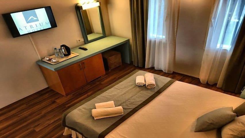 ATRIUM HOTEL STANDARD ROOM