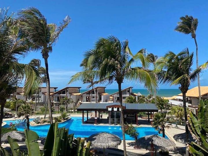 Taiba Beach Resort  Apto 3 quartos
