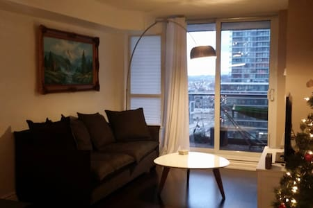 Room across fr Square One Mall, Close to Airport - ミシサガ