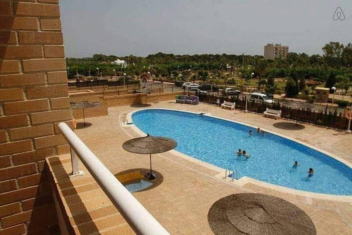 Alquilo apartamento en Marinad'or