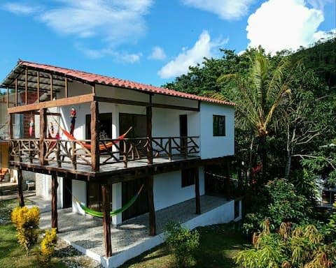 casa de campo en río claro  Antioquia Colombia