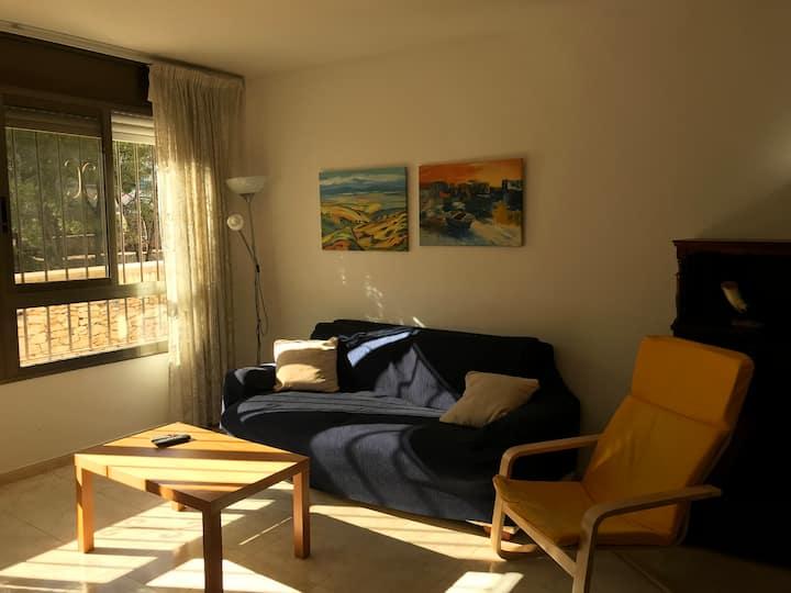 Magnífico piso en Sant Carles a 100 m. de la playa