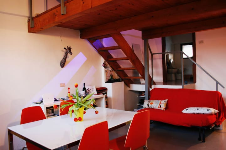 LoftBonsai con doppia esposizione - Mailand - Loft