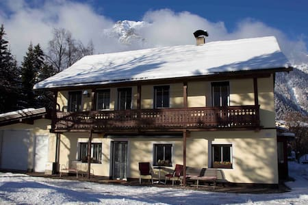 Guesthouse am wunderschönen Seefelder Plateau