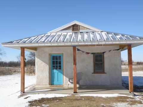 Farm Strawbale Hermitage