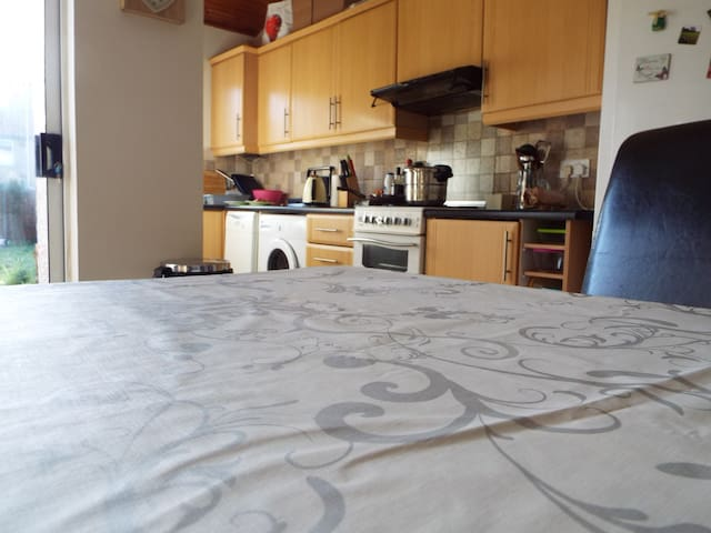 Stunning double room with breakfast - Clonee - Dom