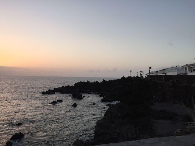 Piso acogedor en la playa - Guía de Isora - 公寓