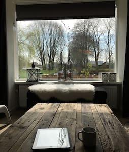 Complete woning Heerenveen met tuin - Heerenveen