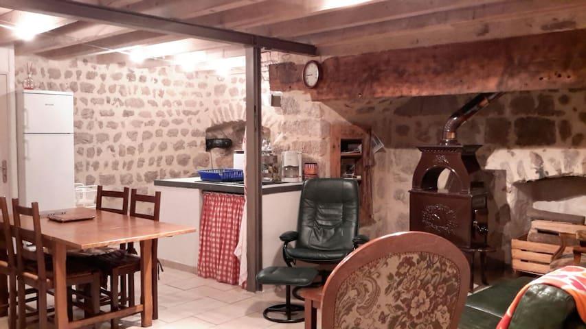 Gite au coin du mont - Saint-Didier-en-Velay - House