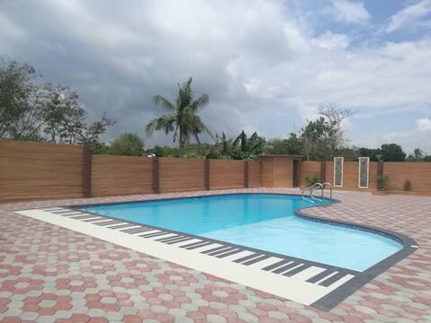 Guesthouse with Swimming Pool in Liloan, Cebu