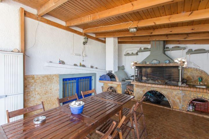 fantastic summer house - Keratea - Rumah