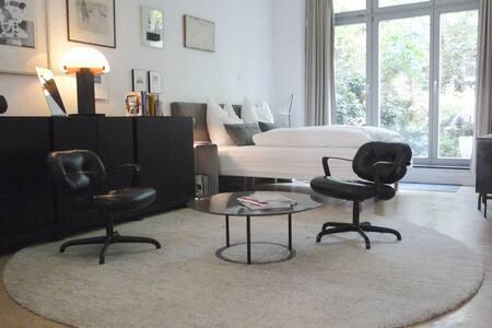 Beautiful Loft-Studio with garden - Berlin