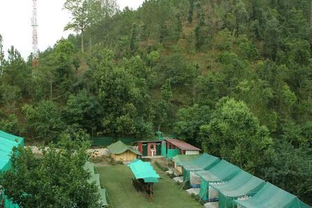 Camp Sparrow - Safari Tents - Nainital