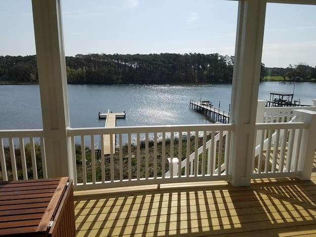 Boating Family Paradise in Beaufort - ボーフォート - 一軒家