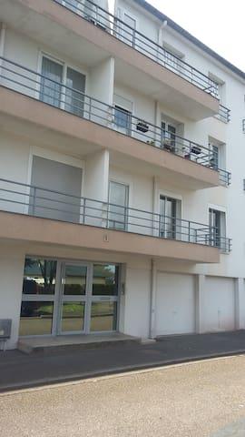 Appartement spacieux et lumineux - Tours - Lägenhet