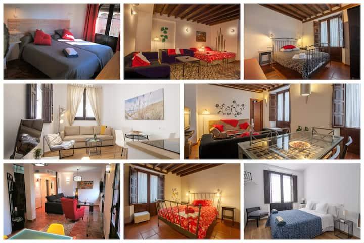 Casa Montalban. Apartment 6/7 peopl