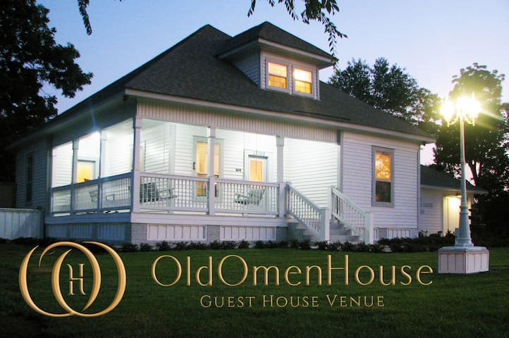 The Old Omen House Venue