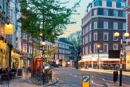 2 bed flat in Marylebone W1 London - London - Apartment
