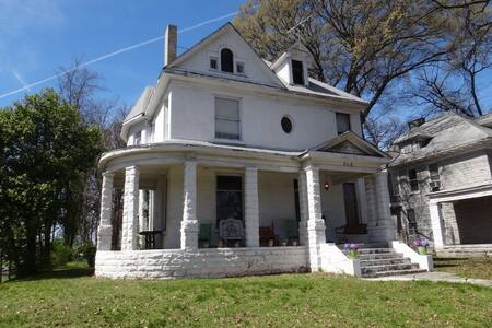 Elvis Room- 1.4 mi to Beale & 2.6 mi to Overton Sq - Мемфис - Дом