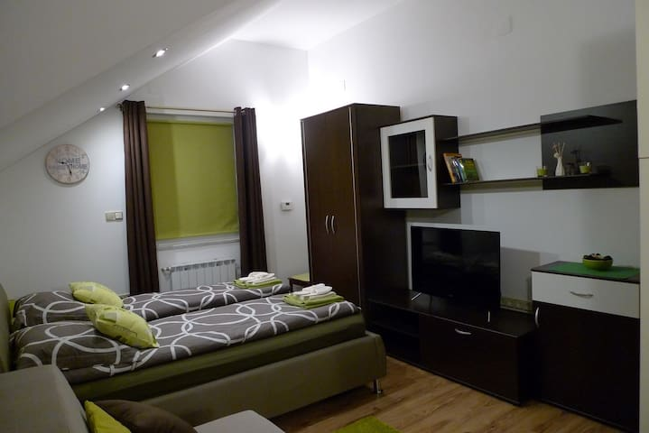Apartment Battistutti Zagreb