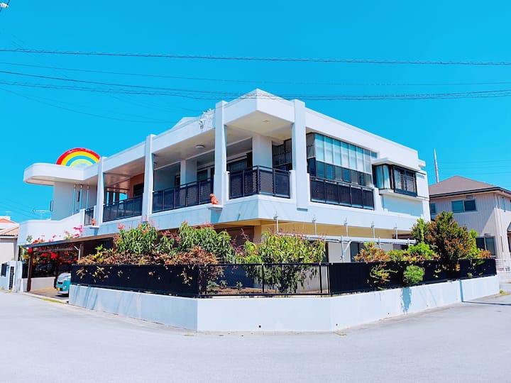 Torao海の屋ー虹🌈