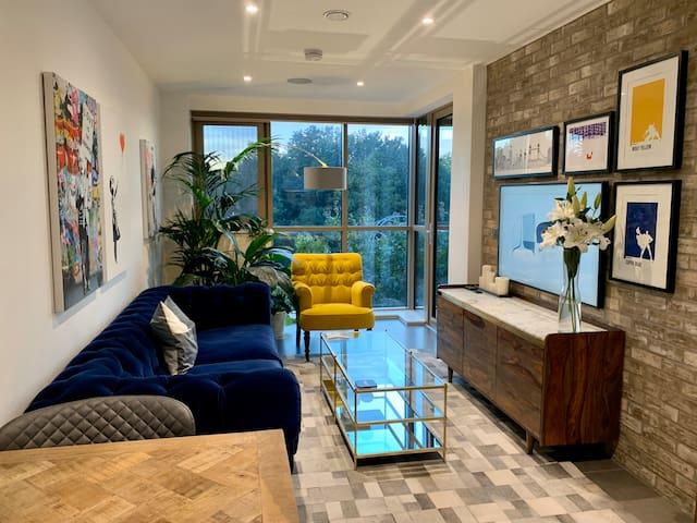 Beautiful Hackney Wick apartment