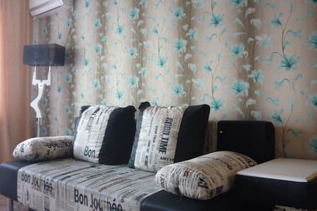 Новая квартира с шикарным видом на Волгу! - Astrakhan'