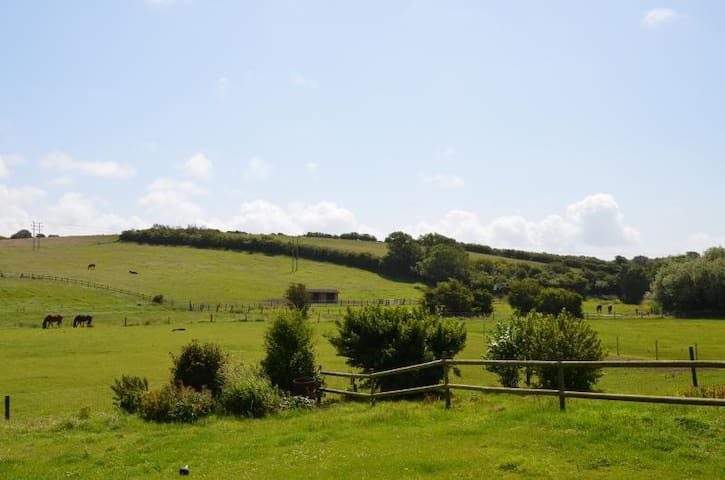 Pelham Cottage, Wey Meadow Cottages - Weymouth - Semesterboende