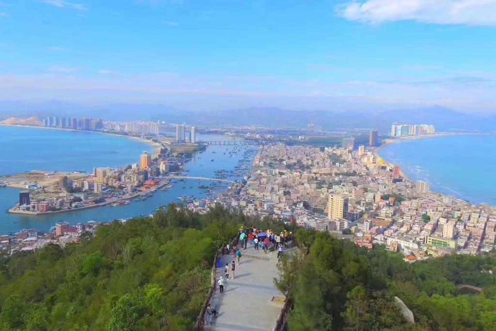 双月湾观景台