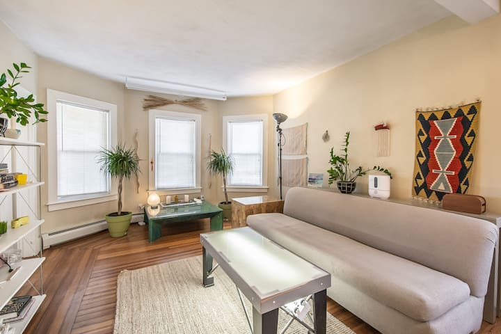 House on College Hill - Providence - Apartemen