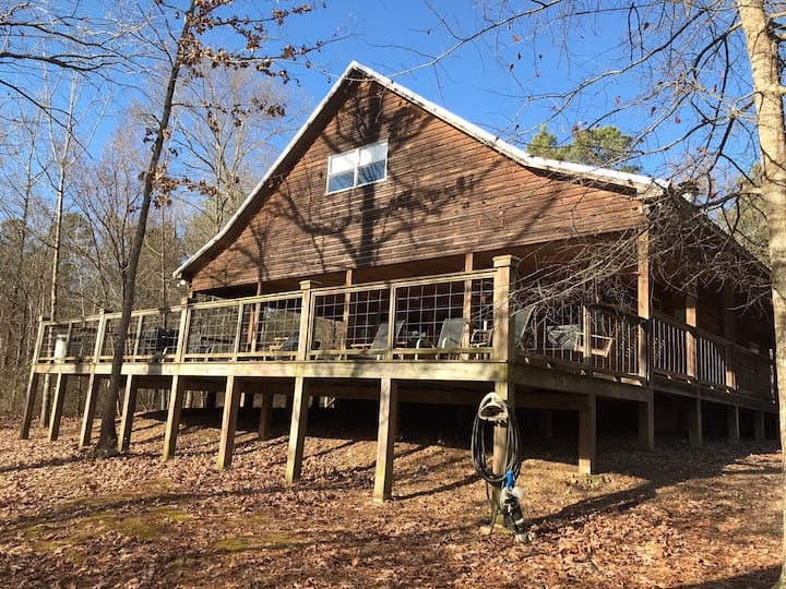 White Oak Creek - Cabin 3!