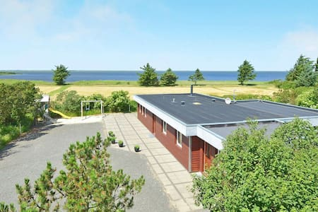 Spacious Holiday Home in Hemmet with Large Lawn