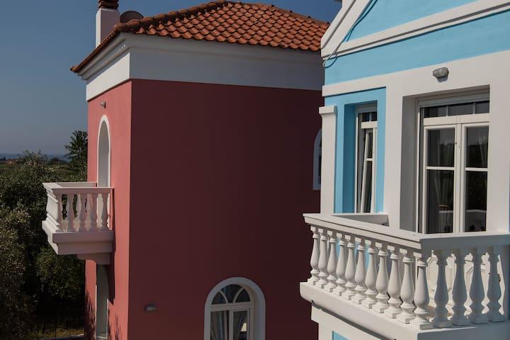 Villa Polymnia - Limenaria - Huis