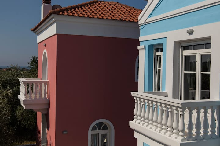 Villa Polymnia - Limenaria - Ev