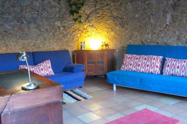 Estudio/Habitación con sofá-cama doble