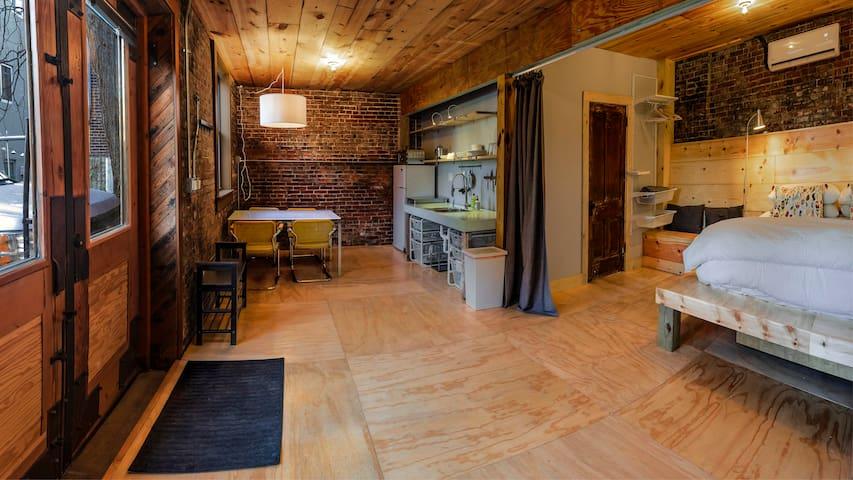 WestSide Brick Barn Studio