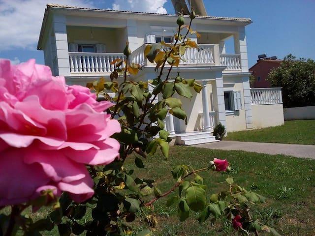 Sissy's Rose Garden apartment