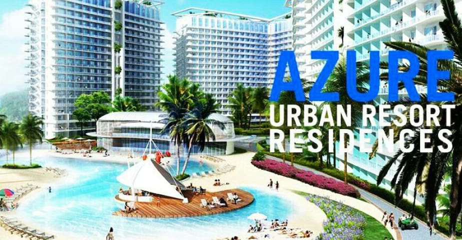 Azure Residences Affordable long-term Staycation