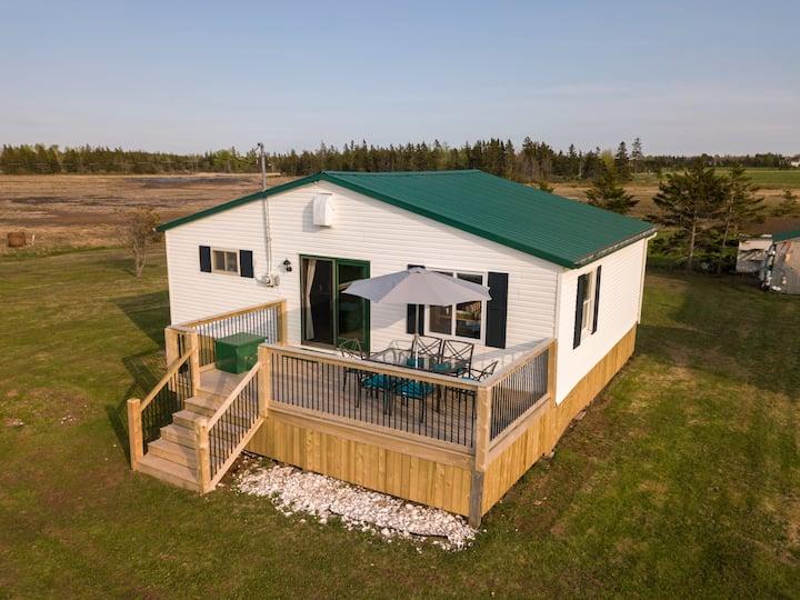 Fox Trail Lane Shorefront Cottage on Malpeque Bay
