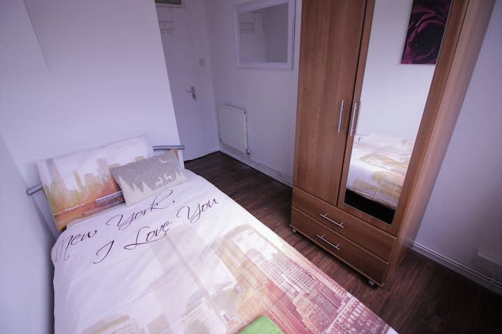 (KING-C)PRIVATE ROOM FOR 1 PERSON IN BRICK LANE