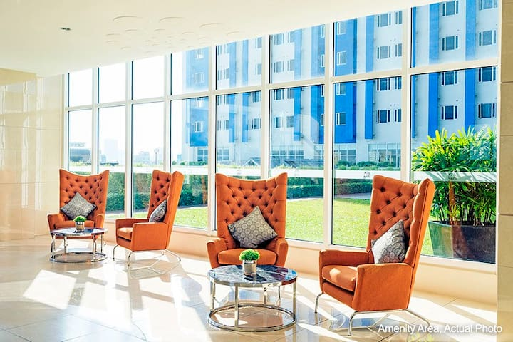 1B/Room   Condominium   Mabuhay Rotonda   U-BELT - Manila - Condomínio