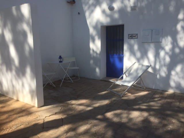 Casa Azul 2 pessoas - Vila Nova de Cacela - Casa
