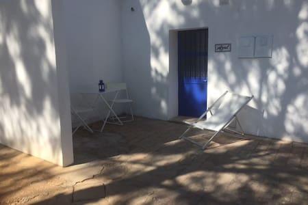 Casa Azul 2 pessoas - Vila Nova de Cacela